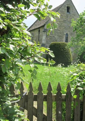 Talk & Tour of Bartlemas - East Oxford Green Oases